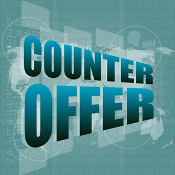 counter-offers